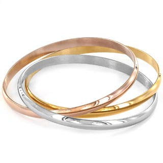 Elya Tri-color Bangle Bracelet (Set of 3)|https://ak1.ostkcdn.com/images/products/P16346629a.jpg?impolicy=medium