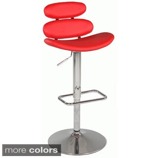 Somette Pneumatic Gas Lift Swivel Adjustable Height Stool