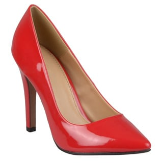 Journee Collection Women's 'Tokyo' Pointed Toe Pumps