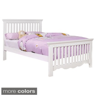 Furniture of America Terry Country Style Platform Youth Bed