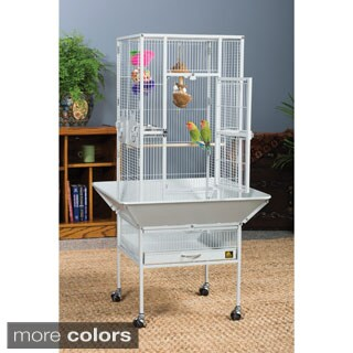 Prevue Pet Products Park Plaza Bird Cage