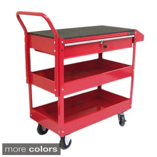 Excel 36-inch Steel Tool Cart