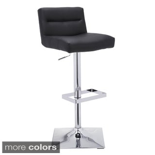 Sunpan 'Urban Unity' Stafford Faux Leather Adjustable Bar Stool