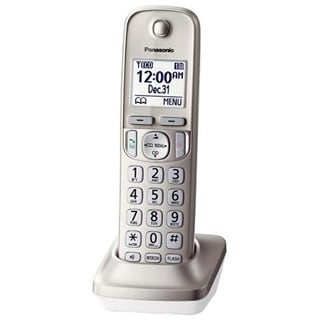 Panasonic Large White LCD Extra Handset for TGD TGC Series
