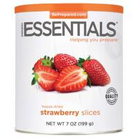 Emergency Essentials  Freeze-dried Sliced Strawberries
