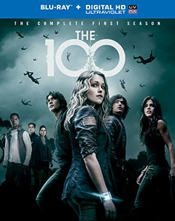 The 100: The Complete First Season (Blu-ray Disc)