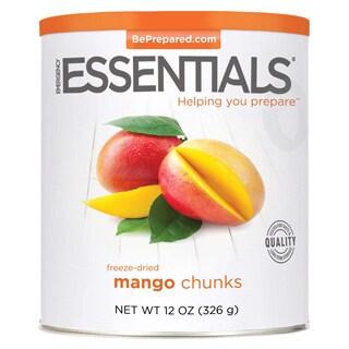 Emergency Essentials Freeze-dried Mango Chunks