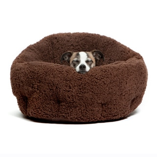 Best Friends by Sheri OrthoComfort Deep Side Cuddler Pet Bed