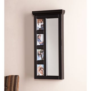 Harper Blvd Sawyer Black Photo Jewelry Mirror