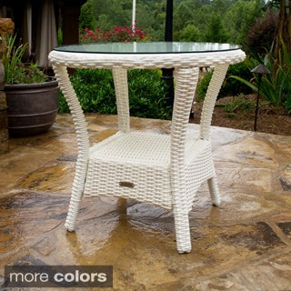 Oliver & James Jack Outdoor Side Table (2 options available)