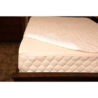 Amboise 12-inch Twin XL-size Adjustable Comfort Latex Mattress