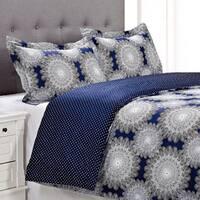 Superior Casey 300 Thread Count Cotton Sateen Duvet Cover Set