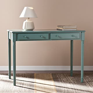 Harper Blvd Winfield Agate Green 2-Drawer Writing Desk|https://ak1.ostkcdn.com/images/products/P16406906L.jpg?impolicy=medium