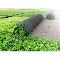 Con-Tact Brand Artificial Grass Turf (12.5' x 6.5', 65.5' x 6.5')