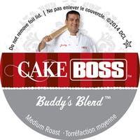 Cake Boss 'Buddy's Blend' Single Serve Coffee K-Cups