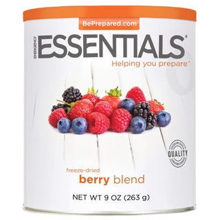 Emergency Essentials Freeze-dried Berry Blend