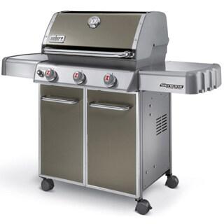 Weber Genesis Smoke Freestanding 3-burner LP Gas 60-inch Grill
