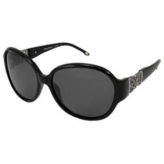Tommy Bahama Women's TB7021 Oval Sunglasses