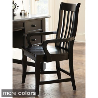Folding Wood Library Ladder Chair 15994656 Overstock