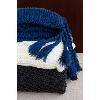 Europa Sweater-knit Throw