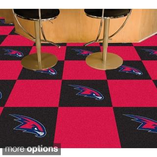 """NBA - San Antonio Spurs 18""""x18"""" Carpet Tiles"""