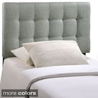 Countess Twin Tufted Fabric Headboard