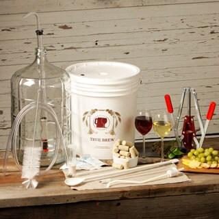 Salt City Brew Supply Deluxe Glass Wine Making Equipment Kit
