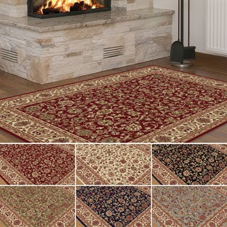 Alise Soho Transitional Area Rug (5'3 x 7'3)