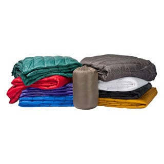 Ultralite Nylon Down Alternative Indoor/ Outdoor Blanket