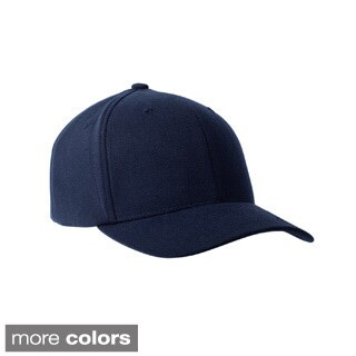 Flexfit 110 Performance Solid Serged Baseball Cap (More options available)
