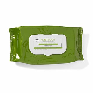 Aloetouch 48-count Scented Personal Cleansing Cloths (Pack of 12)