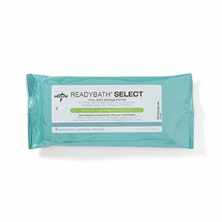 ReadyBath Select 8-count Medium Weight Cleansing Washcloths (Pack of 30)