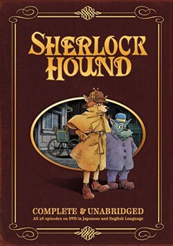Sherlock Hound: The Complete Series (DVD)