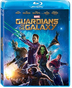 Guardians of the Galaxy (Blu-ray Disc)