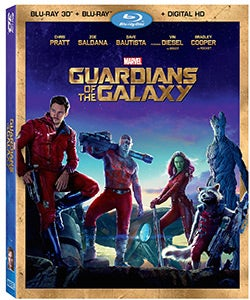 Guardians of the Galaxy 3D (Blu-ray Disc)