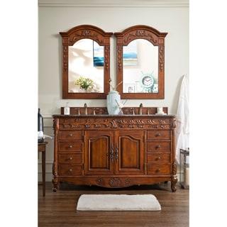 James Martin Furniture Classico Double Granite Vanity Set