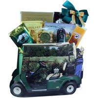 Gone Golfing Gourmet Snack Sampler Gift Basket