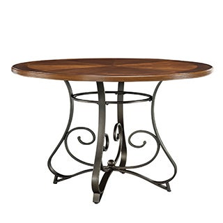 Powell Eden Gathering Table - Cherry