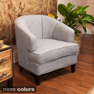 Dane Fabric Club Chair by Christopher Knight Home