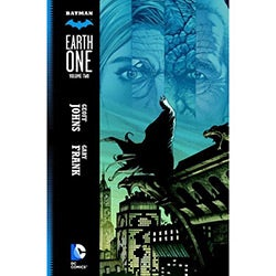 Batman Earth One 2 (Hardcover)