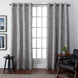 ATI Home Finesse Faux Linen Grommet Top Curtain Panel Pair|https://ak1.ostkcdn.com/images/products/P16589519a.jpg?impolicy=medium
