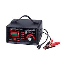 Speedway Battery Charger/Starter - Black