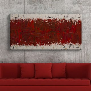 Wall Art Red transitional art gallery - shop the best deals for sep 2017
