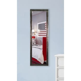 American Made Rayne Black Smoke 19 x 58-inch Slender Body Mirror