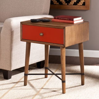 Harper Blvd Niles Red Accent Table