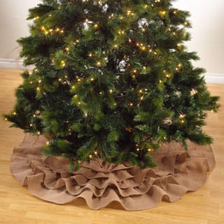 Ruffled Design Tree Skirt|https://ak1.ostkcdn.com/images/products/P16609812jt.jpg?impolicy=medium