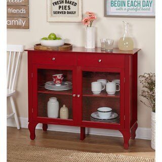 Copper Grove Rawdon Red Buffet