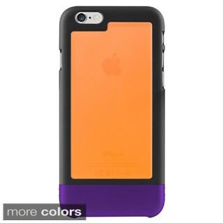 INSTEN TriTone Unique Combo Rubberized Matte Slim Protector Case for Apple iPhone 6 4.7-inch