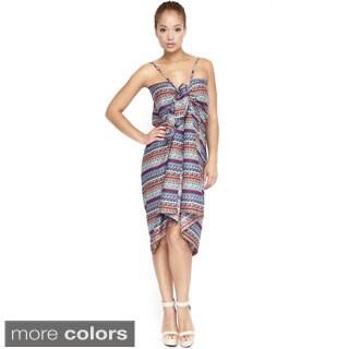 Handmade Women's Convertible Sarong/ Dress (India)