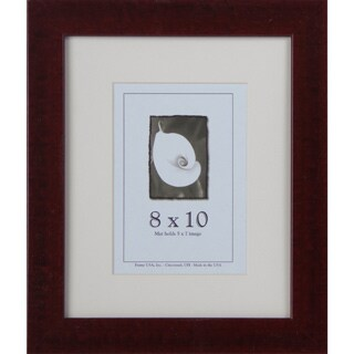 Corporate 8x10 Wood Picture Frame